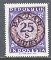 INDONESIA   J 8   * - Indonesia
