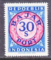 INDONESIA   J 9   * - Indonesia