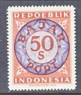 INDONESIA   J 11   * - Indonesia