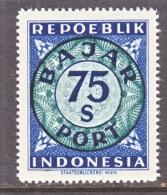 INDONESIA   J 12   * - Indonesia