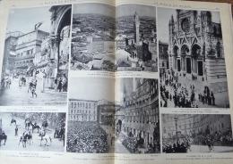"MIROIR DU MONDE 1930N�21:GOURDON DENOISILLEUSE/CENT.INDEP. BELGIQUE/MARSEILLAISE RUDE/SIENNE""PALIO""R.TAGOR E/W.BEEBE/FRI"