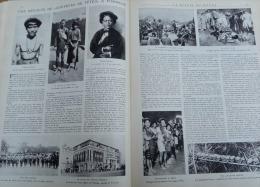 MIROIR DU MONDE 1930N�36: FORMOSE COUPEURS TETES/YOUGOSLAVIE/FASCIST ES MARCHE ROME/ELEVAGE CROCODILES/COSTES BELLONTE