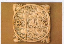 MUSEE ANGERS. REVERS VALVE DE MIROIR. ATTAQUE DU CHATEAU D'AMOUR - Sculptures