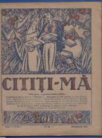 Rumänien; Romania; Revista Cititi-ma Nr. 1; Braila 1921; 80 Seiten - Bücher, Zeitschriften, Comics