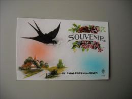 PUY DE DOME SAINT ELOY LES MINES SOUVENIR - Saint Eloy Les Mines