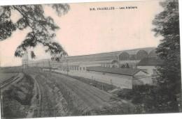 Carte Postale Ancienne De VAUZELLES - Autres Communes