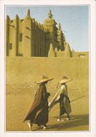 Mali--Djenne--La Mosque D'Argile - Malí