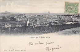 Luxembourg - Esch Sur Alzette - Editeur Thorn -  Précurseur 1907 - Esch-Alzette