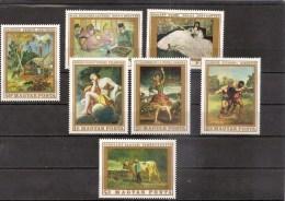 HONGRIE   Série De Timbres Neufs ** 1969   (ref 1421 A )  Art-peinture - Hongrie