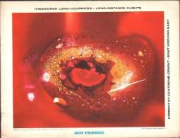 AIR FRANCE - Itinéraires Long-Courriers - L'ORIENT Et L'EXTRÊME ORIENT - 1973 - Manuals
