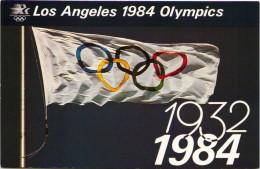Los Angeles 1984 Olympics - Juegos Olímpicos