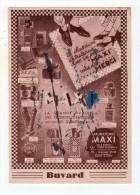 Nov14   66544      Buvard  Laboratoires  MAXI - Produits Pharmaceutiques