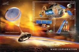 ST.KITTS ; SCOTT # ; IGPC 1317 SH ; MINT N H STAMPS ( MARS EXPLORATION - St.Kitts-et-Nevis ( 1983-...)