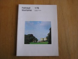 HAINAUT TOURISME Revue N° 176 Régionalisme Château Seneffe Trivières Heppignies Pérulwelz Thudinie Fontaine Valmont - België