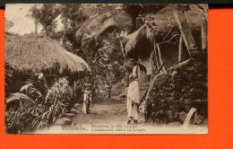 COLOMBO - Chausseurs Dans La Jungle - Sri Lanka (Ceylon)
