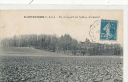 MONTBRIEUX Vue D'ensemble Du Château De Lumière - Other Municipalities