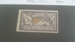 LOT 233620 TIMBRE DE FRANCE NEUF** N�122 VALEUR 2350 EUROS