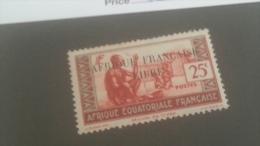LOT 233628 TIMBRE DE COLONIE AEF NEUF* N�99 VALEUR 11 EUROS