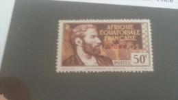 LOT 233636 TIMBRE DE COLONIE AEF NEUF* N�131