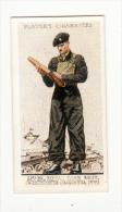 Chromo  CIGARETTES PLAYER´S   Uniforme De L´armée Anglaise   Westminsters Dragoons  1939 - Player's