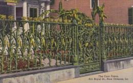 The Corn Fence New Orleans Louisiana