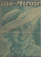 Ciné Miroir 588  10 Juillet S 1936 - Film & TV