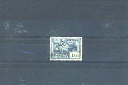 PORTUGAL - 1924 Camoens 1e60c MM - 1910-... Republic