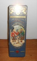 Boîte Métal De Collection. Scotch Whisky. Single Speyside. Glen Moray. - Boîtes