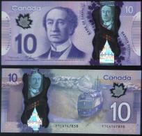 Canada NEW - 10 Dollars 2013 - UNC - Canada