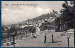 ASSISI (PERUGIA) Cartolina  Viaggiata 1908 B/n - Perugia
