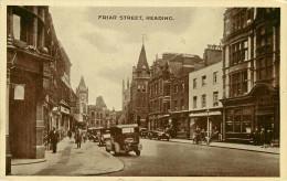 Royaume-Uni - Voitures - Automobile - Angleterre - Berkshire - Friar Street , Reading - état - Reading