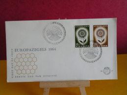 FDC - Europa CEPT - Gravenhage 14.9.1964 - 1er Jour, - FDC