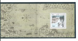 France Bloc Souvenir  N°31  Neuf ** Avec Son Encart - Souvenir Blocks & Sheetlets