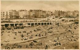 Royaume-Uni - Angleterre - Sussex - The Beach Aquarium And Marine Parade , Brighton - 2 Scans - état - Brighton
