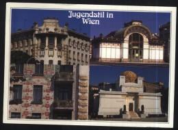 Wien-vienna-jugendstil-used,perfect Shape - Ohne Zuordnung