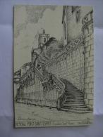 30 Pont Saint Esprit Escaliers Saint Pierre - Pont-Saint-Esprit