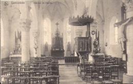 Lamontzée - Intérieur De L'église - Burdinne