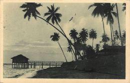 [DC5944] CARTOLINA - INDIA - SERIE VI - QUADRI E CORNICI - Viaggiata 1930 - Old Postcard - India