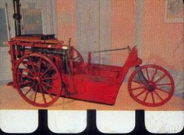 � SECRETAND 1890 � plaquette m�tallique r�alis�e par le chocolat COOP  (1964)