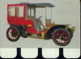 � HERALD 1904 � plaquette m�tallique r�alis�e par le chocolat COOP  (1964)