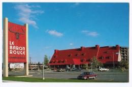 Cpsm BEAUPORT - QUEBEC : LE BARON ROUGE , Restaurant   ( 864  ) - Québec - Beauport