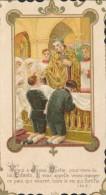Image Pieuse Ancienne * Communion - Venez à Jésus L'Hostie... - Images Religieuses