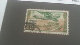LOT 233644 TIMBRE DE COLONIE AEF OBLITERE N�PA20 VALEUR 104 EUROS