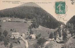 Bussang  - Le Drumont Et Le Col De Bussang  - Scan Recto-verso - Bussang