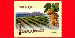 Nuovo - ITALIA - 2014 - Made in Italy: vini DOCG - 0,80 � � Vernaccia di San Gimignano - (Siena) - Toscana