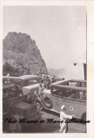 PHOTO 9 X 6.5 CORSE CALANCHE PLM TRANSPORT AUTOMOBILE ROUTE DES ALPES ET DU LITTORAL 2476 - Automobili