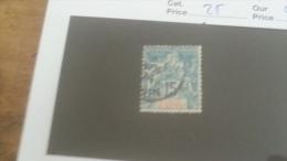 LOT 233714 TIMBRE DE COLONIE BENIN OBLITERE N�25 VALEUR 30 EUROS