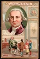 Chocolat Poulain. Valentin Haüy, Inventeur De L´écriture En Relief Pour Aveugles. - Poulain