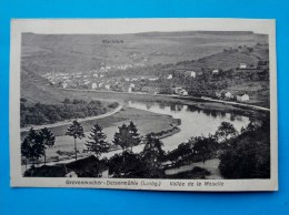 Cpa GREVENMACHER DELSERMUHLE Vallee De La Moselle   Machtum - Other