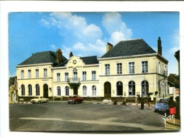 CP - OUTREAU (62) L Hotel De Ville - Other Municipalities